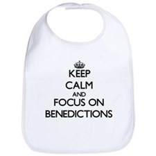 Cute Benediction Bib