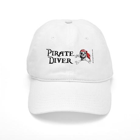 Pirate Diver Hat
