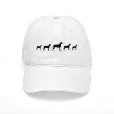 Irish Wolfhounds Baseball Baseball Cap