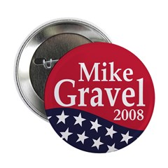 Mike Gravel 2008 (10 pack of buttons)