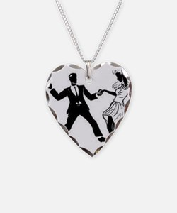 Cute Dance Necklace