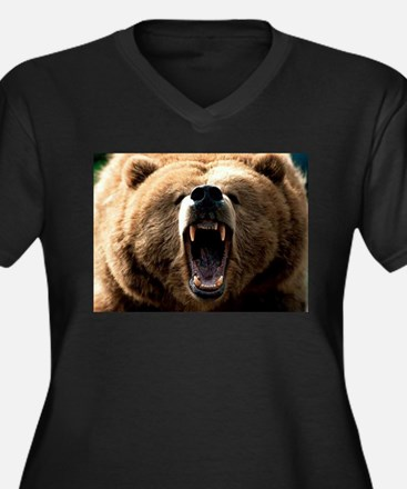 Grizzzly Plus Size T-Shirt