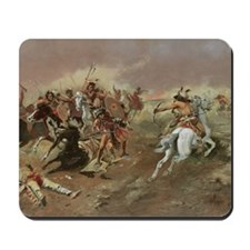 Vintage Native American Indians Mousepad