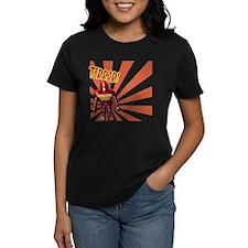 terror retro-bot .png T-Shirt