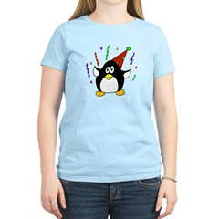 Birthday Party Penguin T-Shirt