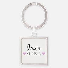 Iowa Girl Keychains