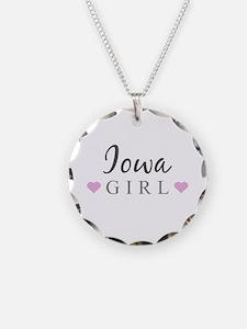 Iowa Girl Necklace