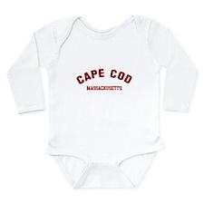 Cape Cod Long Sleeve Infant Body Suit
