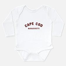 Cape Cod Long Sleeve Infant Bodysuit