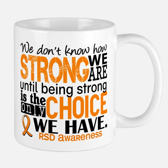 RSD How Strong We Are Large Mugs