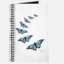 Unique Butterflies Journal