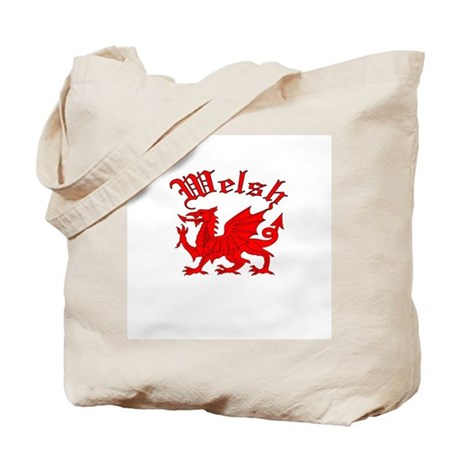 Welsh Tote Bag