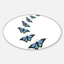 FLY AWAY Bumper Stickers