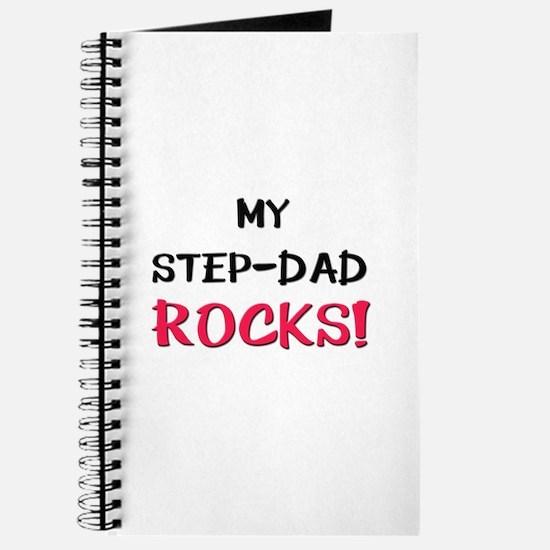My STEP-DAD ROCKS! Journal