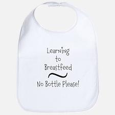 Learning to Breastfeed Bib
