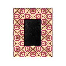 Elegant Decorative Pattern Picture Frame