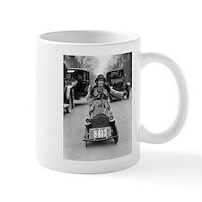 Flapper Driving Pedal Car Mugs