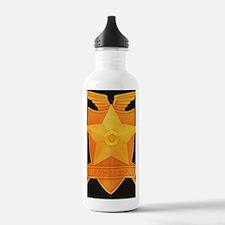mfp badge Water Bottle