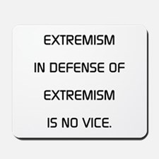 Extremism Mousepad