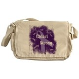 Chiari Canvas Messenger Bags