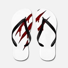 Cute The wolverine Flip Flops