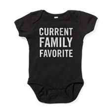 Current family favorite T-shirts Baby Bodysuit