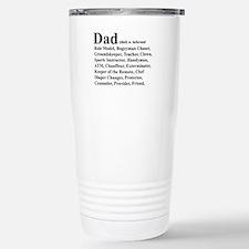 Dad definition Travel Mug