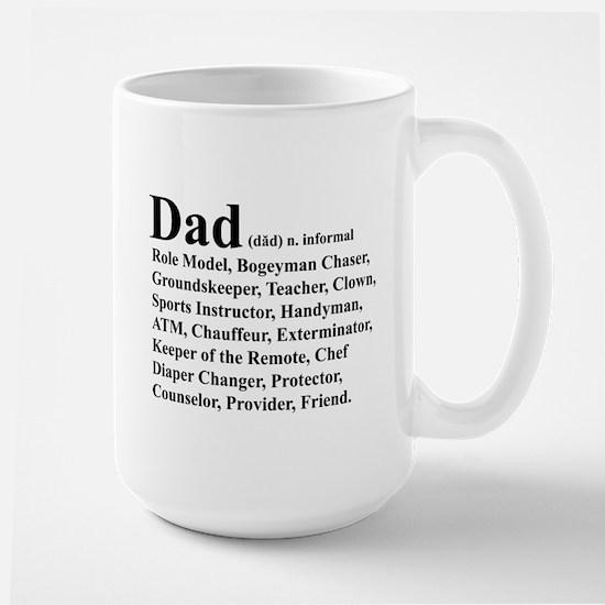 Dad definition Mugs
