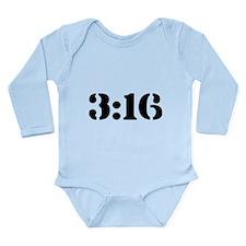 3:16 Body Suit