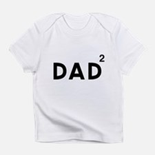 Dad of twins Infant T-Shirt