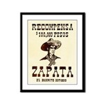 Viva Zapata! Framed Panel Print