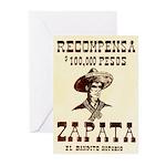 Viva Zapata! Greeting Cards (Pk of 10)