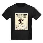Viva Zapata! Kids Dark T-Shirt