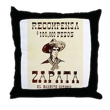 Viva Zapata! Throw Pillow