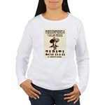 Viva Zapata! Women's Long Sleeve T-Shirt