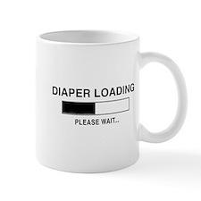 Diaper loading Mugs
