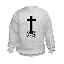 Cross Roots Sweatshirt