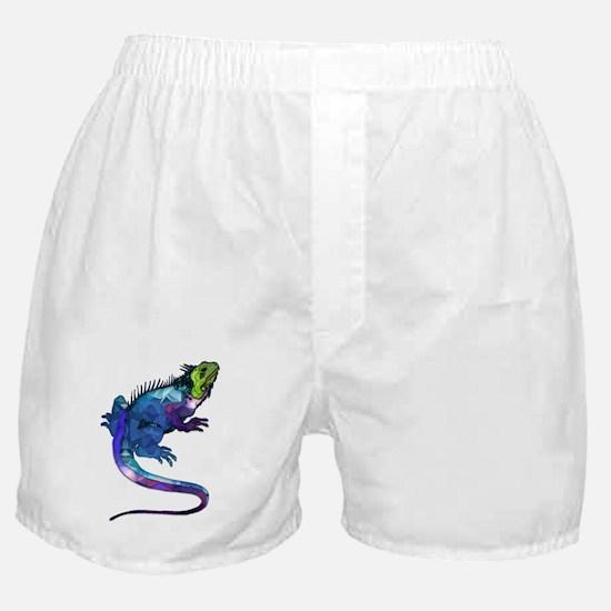 Cute Reptile Boxer Shorts