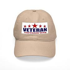Veteran Vietnam War Baseball Cap
