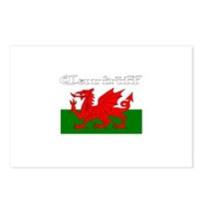 Cardiff, Wales Postcards (Package of 8)