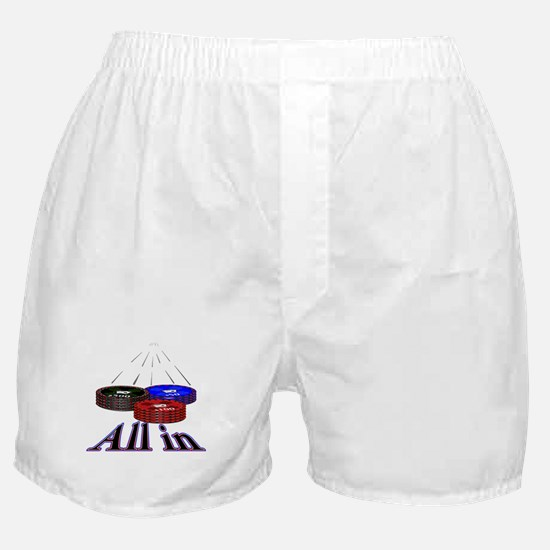 Unique Casino Boxer Shorts
