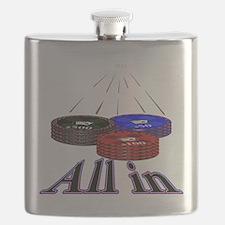 Cute Roulette Flask