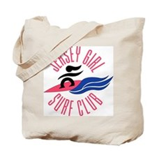 Jersey Girl Surf Club Tote Bag