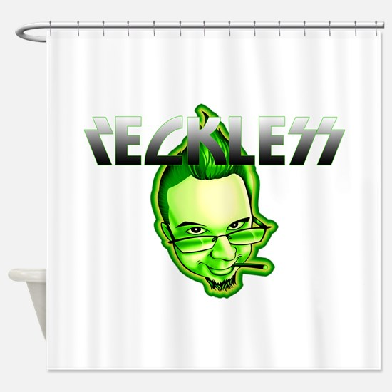 Reckless Shower Curtain