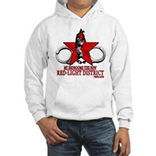 The Red Light District by CMVernon Hoodie