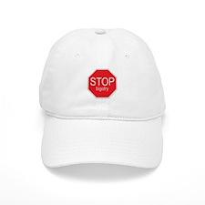 Stop Bigotry Baseball Baseball Cap