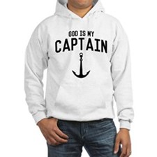 God Is My Captain Hoodie