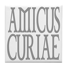 AMICUS CURIAE Tile Coaster
