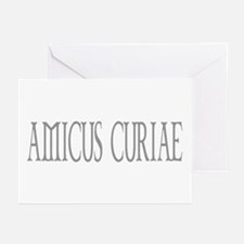 AMICUS CURIAE Greeting Cards (Pk of 10)
