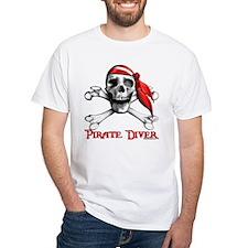 Pirate Diver Shirt #2